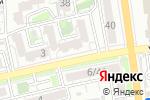 Схема проезда до компании Автоматика в Астрахани