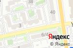 Схема проезда до компании Дарина в Астрахани