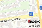 Схема проезда до компании Ломбард Первый в Астрахани