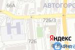 Схема проезда до компании Бегемот в Астрахани