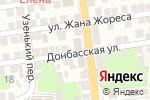 Схема проезда до компании СТРАЖ в Астрахани