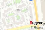 Схема проезда до компании IT парк Easy Technology в Астрахани
