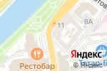 Схема проезда до компании ВиноГрад в Астрахани