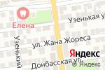 Схема проезда до компании Школа английского языка Вильяма Рейли в Астрахани