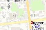 Схема проезда до компании Институт моды, дизайна и технологий в Астрахани