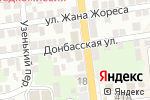 Схема проезда до компании Атмосфера Слуха в Астрахани