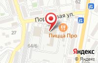 Схема проезда до компании АВТОНОМНЫЕ СИСТЕМЫ в Астрахани