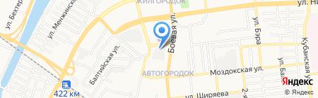 RuDi на карте Астрахани