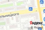 Схема проезда до компании Банкомат, Почта Банк, ПАО в Астрахани