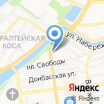 ВиноГрад на карте Астрахани