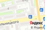 Схема проезда до компании Модный Bazar в Астрахани