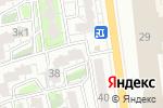 Схема проезда до компании Щит в Астрахани