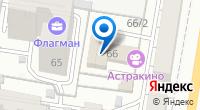Компания Окна без проблем на карте