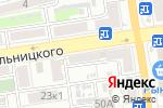 Схема проезда до компании Нейлмарт в Астрахани