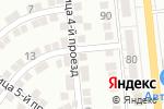 Схема проезда до компании Щербинские лифты в Астрахани