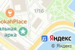 Схема проезда до компании ПКФ Вист в Астрахани