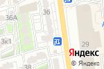 Схема проезда до компании ТТК-Волга Бизнес в Астрахани