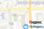 Схема проезда до компании ЗАГС Советского района в Астрахани