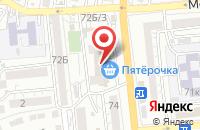 Схема проезда до компании Издательский Дом «Аз» в Астрахани