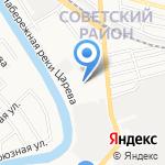 ШипМаринСервис на карте Астрахани