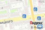 Схема проезда до компании Аптека №56 в Астрахани
