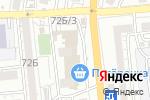 Схема проезда до компании Ателье по ремонту и пошиву одежды в Астрахани