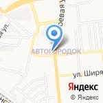 Хмельная пинта на карте Астрахани