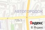 Схема проезда до компании Винный погребок в Астрахани