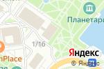 Схема проезда до компании Лукойл-Нижневолжскнефть в Астрахани