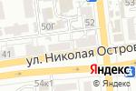Схема проезда до компании Участковый пункт полиции в Астрахани