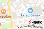 Схема проезда до компании Трусовский хлебозавод в Астрахани
