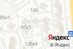 Схема проезда до компании Сластёна в Астрахани