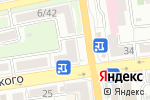 Схема проезда до компании Искушение в Астрахани