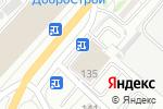 Схема проезда до компании Автоград в Астрахани