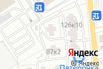 Схема проезда до компании Аст Фундамент в Астрахани