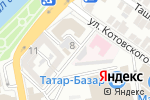 Схема проезда до компании Каламбур в Астрахани