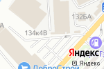 Схема проезда до компании Кристалл Сервис в Астрахани