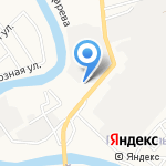АРТ ДЕКОР на карте Астрахани