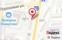 Схема проезда до компании 30 регион в Астрахани