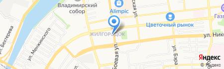 Банкомат Промсвязьбанк на карте Астрахани