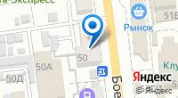 Компания VS на карте