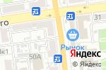Схема проезда до компании Иваново-Текстиль в Астрахани
