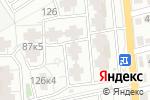 Схема проезда до компании Express Sakura в Астрахани