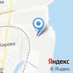 C.S на карте Астрахани