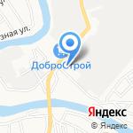 Автоград на карте Астрахани