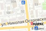 Схема проезда до компании Жилгородок в Астрахани