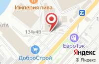 Схема проезда до компании Lico Plus в Астрахани