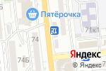 Схема проезда до компании ЮгФинанс в Астрахани