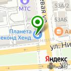Местоположение компании ПЛАНЕТА СЕКОНД-ХЕНД