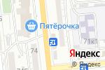 Схема проезда до компании Лейла в Астрахани